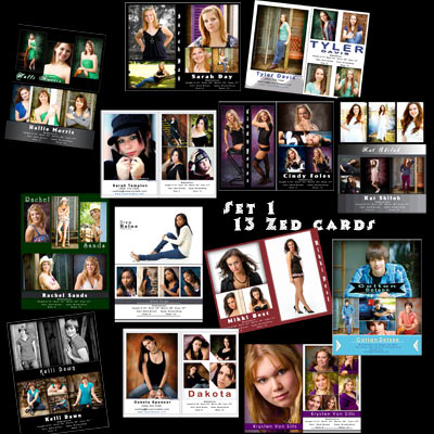Composite model Photo Card